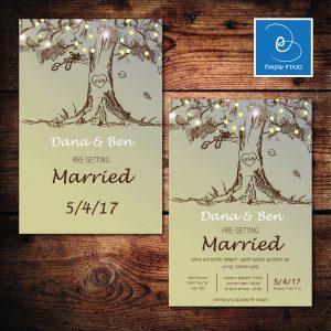 הזמנות לחתונה 263